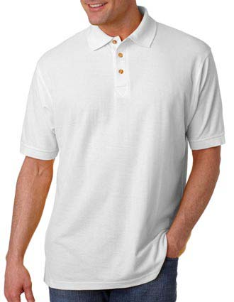 8540T UltraClub® Men's Tall Whisper Piqué Polo-UL-8540T