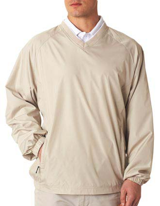 UltraClub® Adult Micro-Poly Windshirt-UL-8937