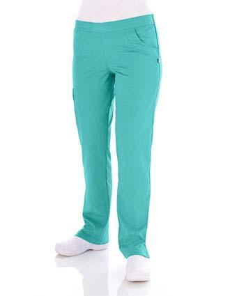 Urbane Women Piper Cargo Nursing Scrub Pants-UR-9307