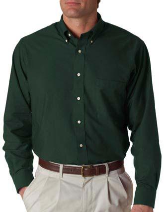 57800 Van Heusen Men's Classic Long-Sleeve Oxford-VA-57800