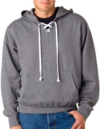 7476 Weatherproof Adult Hockey Hooded Blend Sweatshirt-WE-7476