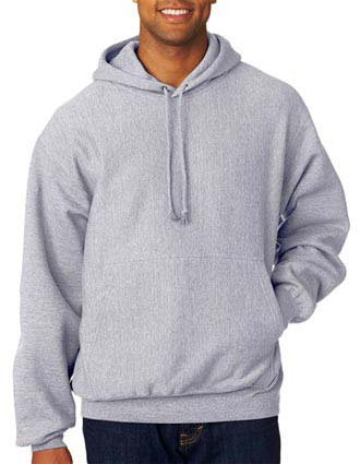 Weatherproof Adult Cross Weave® Hooded Blend Sweatshirt-WE-7700