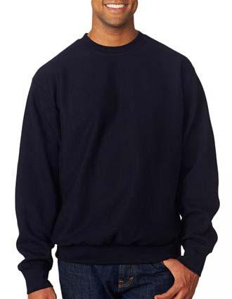 7788 Weatherproof Adult Cross Weave® Crewneck Blend Sweatshirt-WE-7788