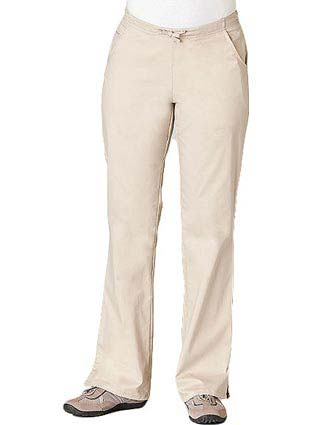 White Swan Fusion Womens Classic Front Scrub Pants-WH-12508