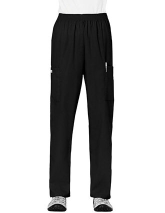 White Swan Ladies Fundamentals Cargo Two Pocket Petite Scrub Pant