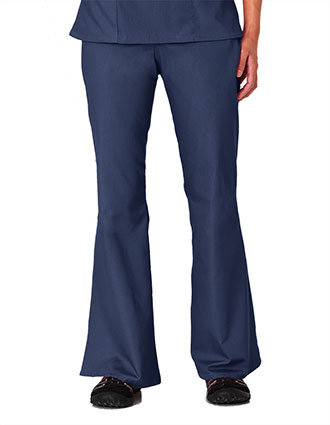 White Swan Fundamentals Womens Flare Leg Pants-WH-14123
