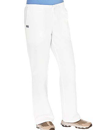 White Swan Fundamentals Ladies Drawstring and Elastic Scrub Pant-WH-14362