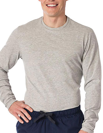 White Swan Men's Fundamentals Long Sleeve Layering Tee