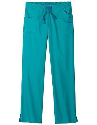 White Swan Fundamentals Women' S Metro Petite Straight Leg Pants