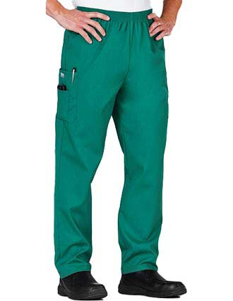 White Swan Fundamentals Unisex Five Pocket  Scrub Pants-WH-14716