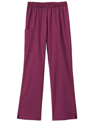 White Swan Fundamentals Ladies Cargo Pocket Pant-WH-14720