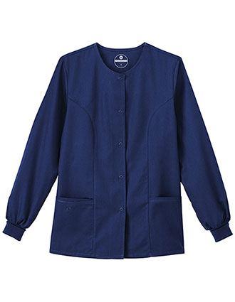 White Swan Fundamentals Ladies 28 Inches Warm-Up Jacket
