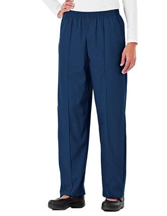White Swan Fundamentals Womens Pull-On Scrub Pants-WH-14820