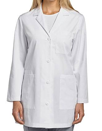 Get Embroidered Lab Coats: Line, Stock & Custom | Pulse Uniform