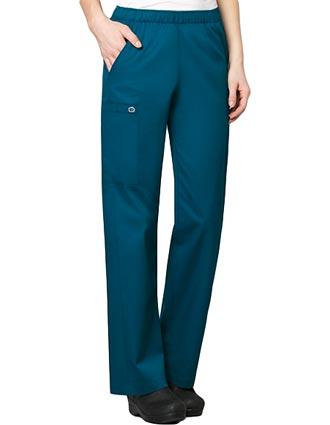 Wink Scrubs Women's Pull-On Cargo Pant-WI-501