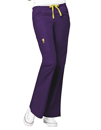 Wink Scrubs Women The Romeo Lady Fit Nursing Pants-WI-5026