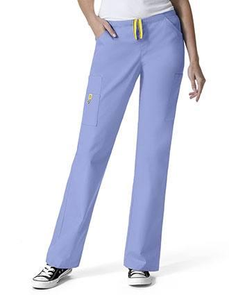 Wonderwink Origins Women's Victor Straight Leg Petite Pant