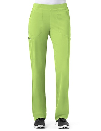 WonderWink HP Women's Modern Straight Leg Pull On Pant