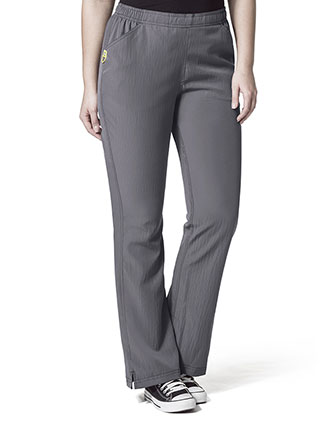 Wink Scrubs WonderWink Plus Flare Leg Tummy Panel Nursing Pants-WI-5205