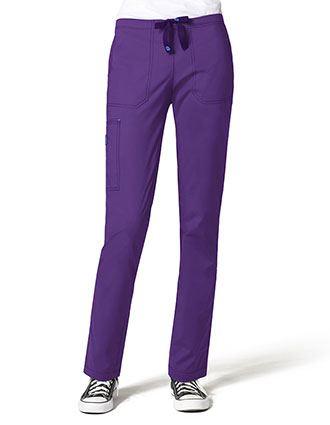Wink Scrubs Women's Slim Straight Scrub Pant-WI-5408