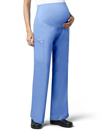 WonderWink WonderWork Women's Cargo Maternity Pant-WI-545
