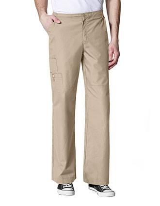Wink Scrubs Men's Tall Cargo Solid Nursing Pants