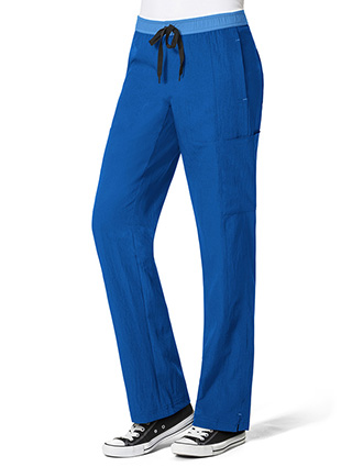 Wonderwink Four-Stretch Women's Straight Leg Cargo Tall Pant