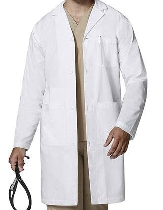 Wink Scrubs Men's Long Lab Coat