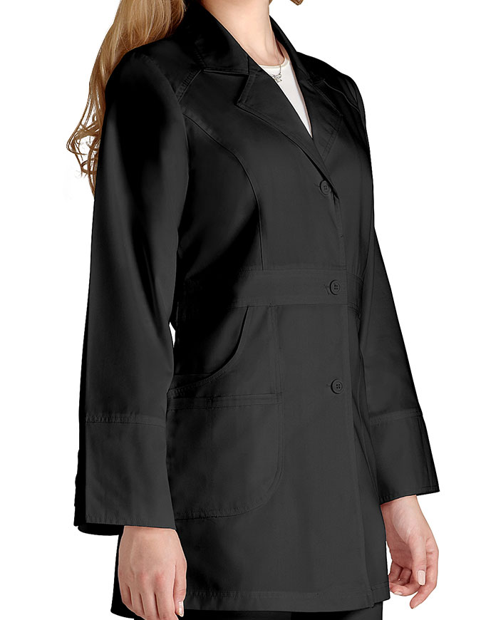 Adar Women 32-Inch Perfection White Medical Lab Coat