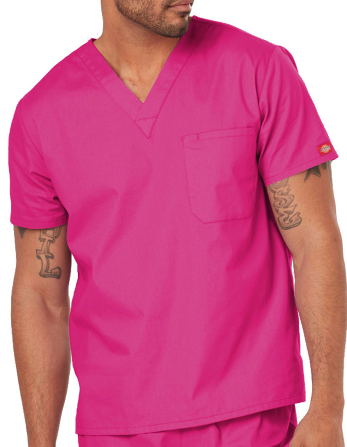 Dickies Unisex EDS Signature V-Neck Nursing Scrub Top