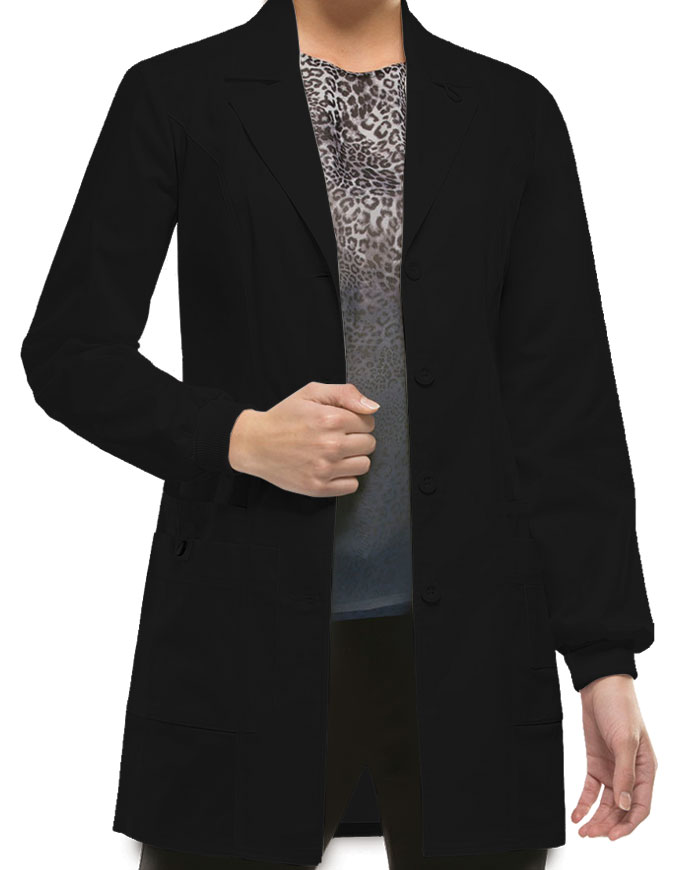 Dickies GenFlex Women's 32 Inches Jr. Fit Lab Coat