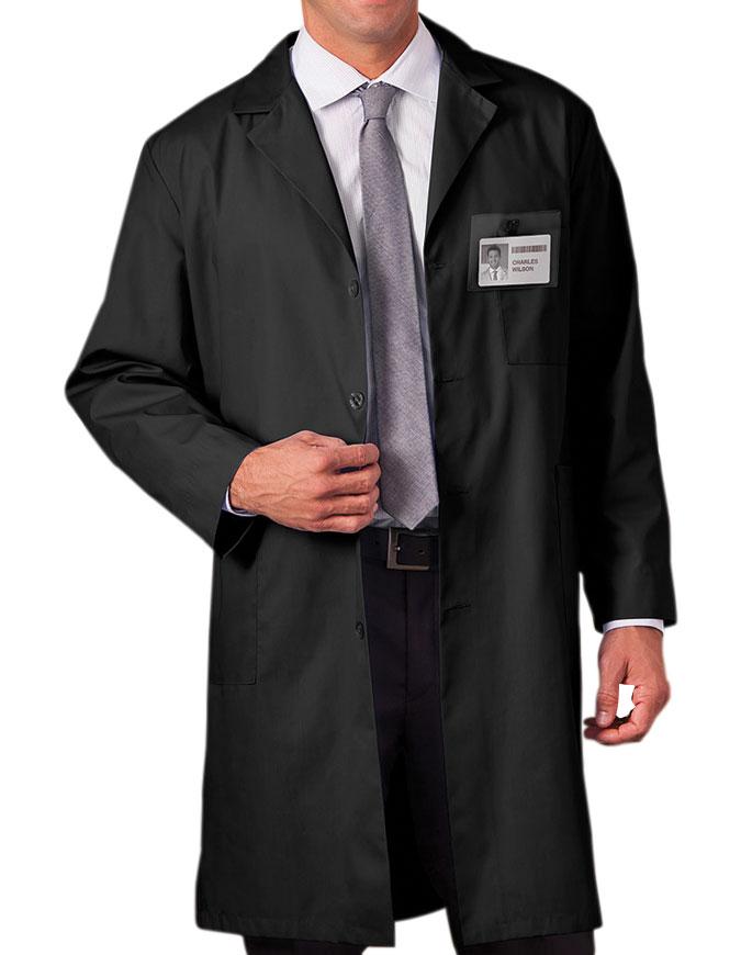 Meta Unisex 40 Inches Colored Medical Lab Coat
