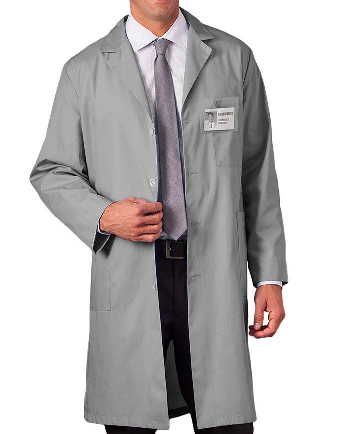 Meta Unisex Colored Long Lab Coat