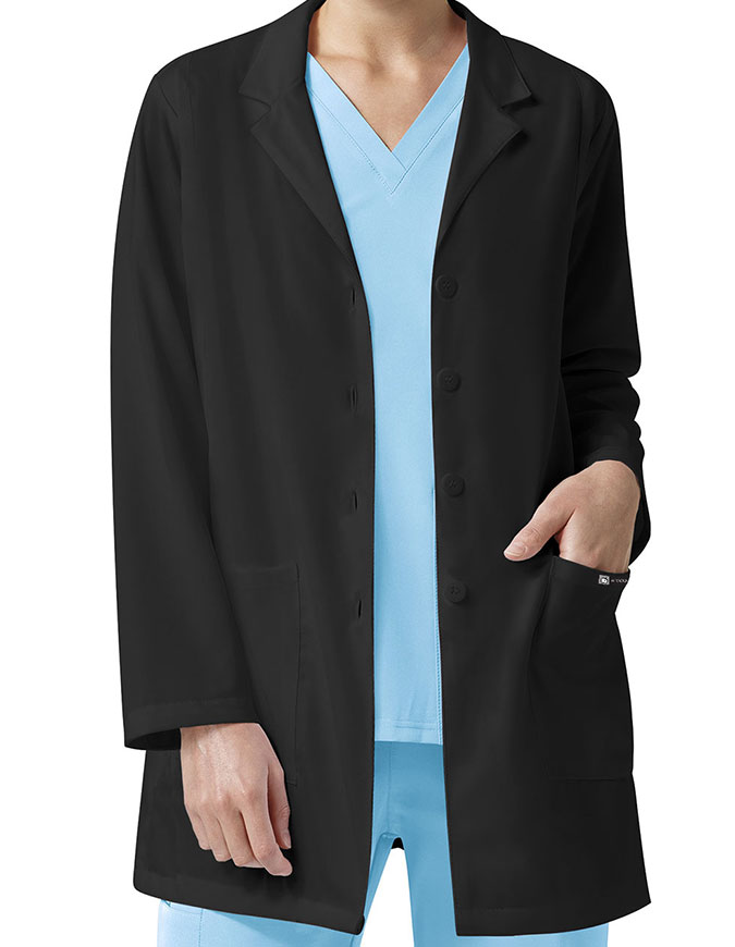 Wonderwink HP Women's LUNA Button Front Lab Coat