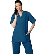 AD-701 : Adar Uniform Unisex Basic Nurse Scrub Set