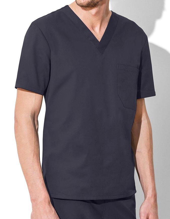 Cherokee Workwear WW Flex Unisex V-Neck Top