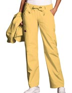 CH-4020 : Cherokee Workwear Contemporary Fit Drawstring Women Scrub Pants