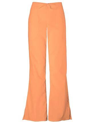 Cherokee Workwear Womens Flare Leg Scrub Pants