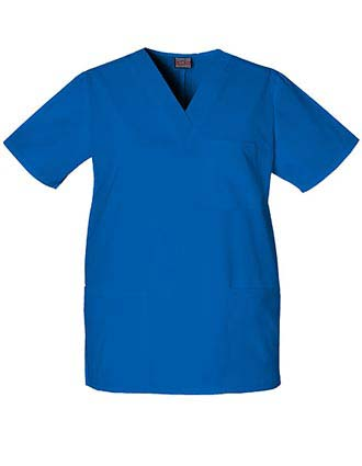 Cherokee Workwear Unisex Three Pocket Scrub Top