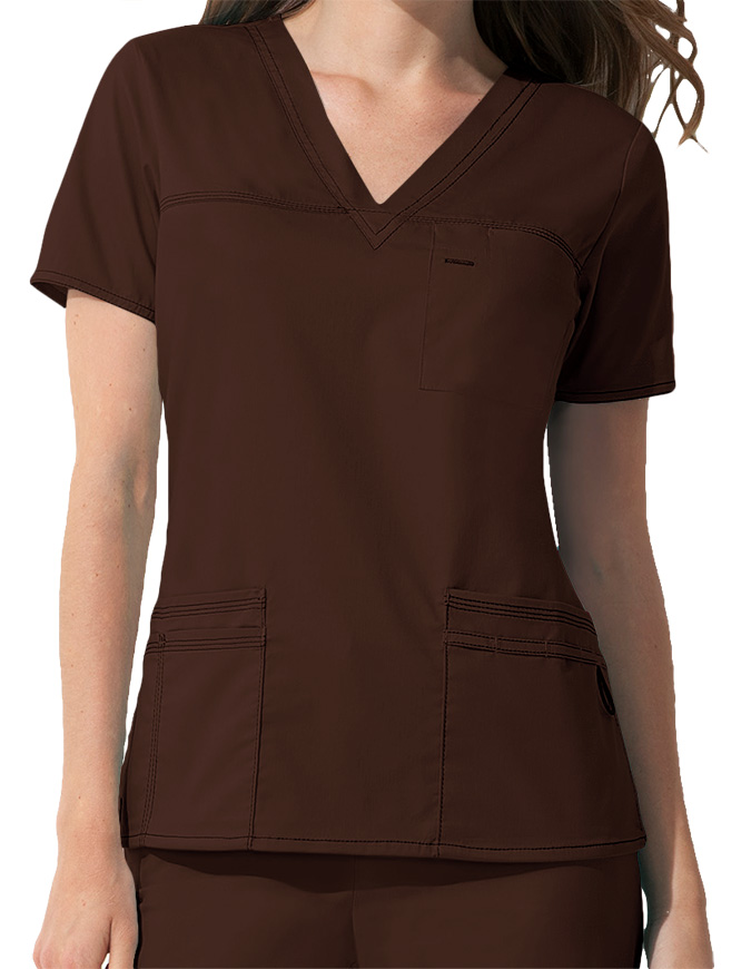 Dickies GenFlex Junior Fit Youtility Basic Scrub Top