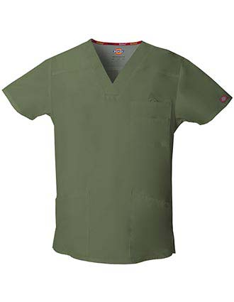 Dickies EDS Men's V-Neck Scurb Top