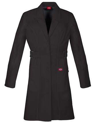 Dickies GenFlex Women's 36 Inches Junior Fit Long Lab Coat