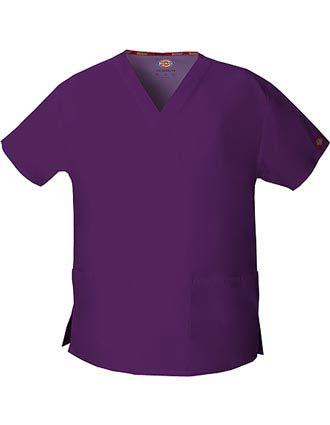 Dickies Women's EDS V-Neck Nursing Scrub Top