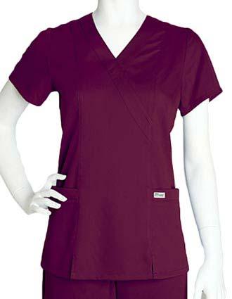 Grey's Anatomy Junior Fit Two Pocket Scrub Top