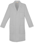 PU-1016 : Unisex 40 inch Three Pocket Assorted Colored Long Lab Coats