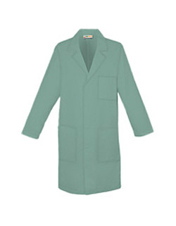 Unisex 40 Inches Three Pocket Assorted Colored Long Lab Coats