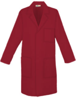 Unisex Colored 40 inch Three Pocket Long Lab Coats