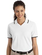 SA-L431 : Sanmar Port Authority Signature Womens Cool Mesh Sport Shirt