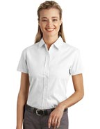 SA-L507 : Sanmar Port Authority Womens Easy Care and Soil Resistant Shirt