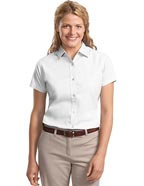 SA-L508 : Sanmar Port Authority Womens Easy Care Short Sleeve Shirt